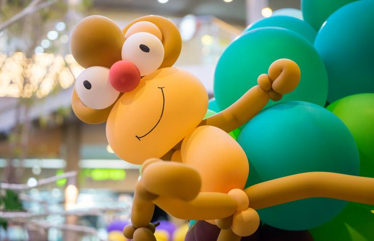 balloon animal hobby