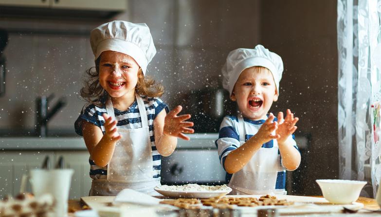 baking hobby children