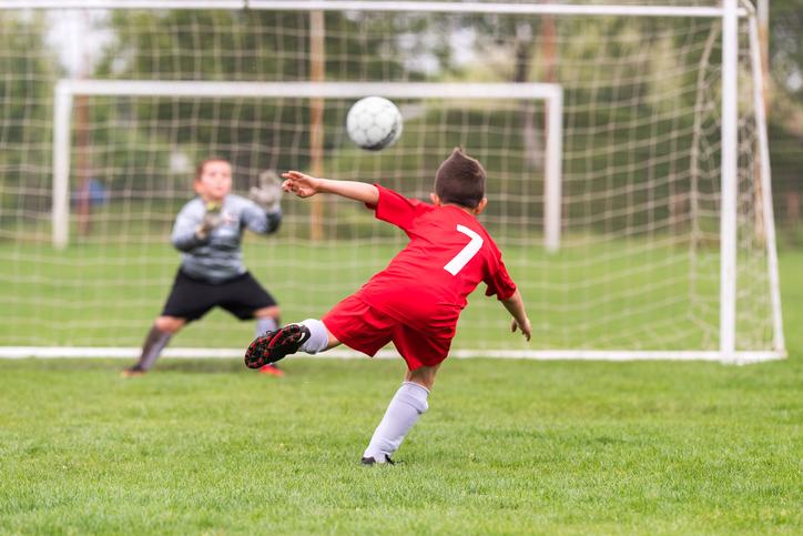 soccer hobby